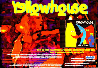 YELLOWHOUSE Illusions Of Everyday PROMO!